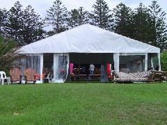 10m x9 Pavilion Marquee