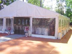 10m x 15m Pavilion Marquee